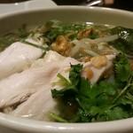 アジアンビストロダイ - 鶏肉のベトナムフォー