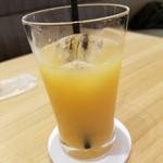 カフェ ド コウエモン - リンゴジュース