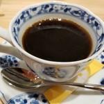カフェ ド コウエモン - 炭焼コーヒー