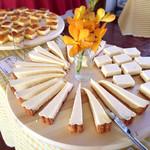 アトリエ・ド・フロマージュ 本店 - 生チーズケーキ