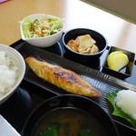 YAKi家 - 焼魚塩さば(\750税込み)