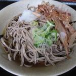 レストラン365J - 料理写真:今庄手打ちおろしそば大盛800円