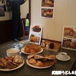 うさぎのキッチン 桜亭 - 2016年12月 おじさんのブログ写真を飾って頂きました
