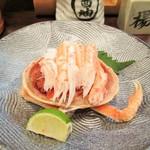 59823881 - 香箱蟹。1000円