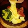 ラクレットクラッシュチーズグリルランチ