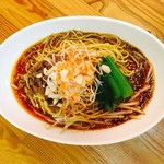 拉麺みやち家 - 料理写真:汁なし担々麺