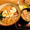 ごんべえ - 料理写真:忍者うどん