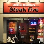 STEAK FIVE -