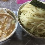 59827682 - 再訪日:2016.12.02                       つけ麺(中盛)