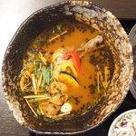 スープカレーと季節野菜ダイニング 彩 - 彩スープカレー 1000円