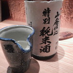 59830369 - 一乃谷 山廃仕込み 特別純米酒 燗