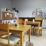 カレーハウス若菜 - カレーハウス若菜 店内(2016.12.07)