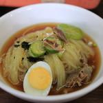もりしげ - 料理写真:冷麺