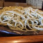 ふくや - 料理写真:161208 ざる蕎麦