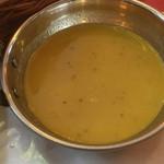 59836276 - 豆カレーのアップ。スープのようなカレーです。