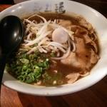 永斗麺 - さんま 醤油 780円
