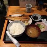 Kaisenizakayaebisuhommaru - ほっけ焼ランチ830円