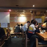 Kaisenizakayaebisuhommaru - お昼も賑やか