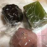 山田家 ふうき豆本舗 - (2016-12-9)  各種和菓子