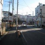 ピアンテ - 駐車場入り口(3台分)