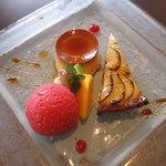 NAOMI - デザートプレート