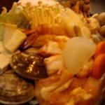 5984830 - 名物 いさみ鍋(1人前2500円 画像は2名分の画像)