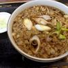 浅野屋 - 料理写真:たぬきそば650円