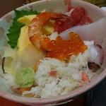 味館食堂 - 海鮮丼