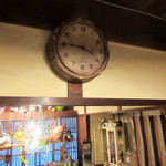 まどいせん - 現役の古時計