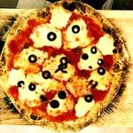 川崎駅西口 ご縁BAR - 当店自慢の手作りpizza