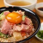 らーめん酒房 遊麺 - 料理写真:海鮮 ネギトロ丼
