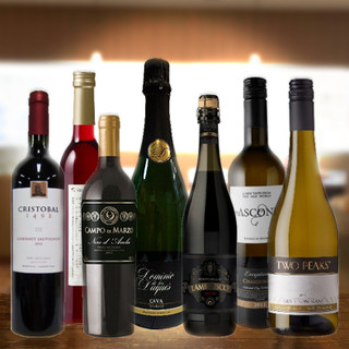 【ワイン充実】シャンパン・スパークリングなどソムリエの厳選!