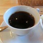 Campagna - お代わり自由のコーヒー