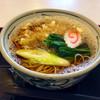 一徳庵 - 料理写真:たぬきそば 620円