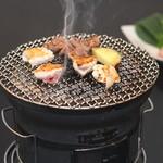 SETO - 料理写真:楽しい七輪焼き