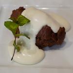 ブション・ドール - チョコレートムース