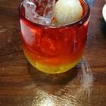 沖縄料理 琉球 - シークヮーサー酒