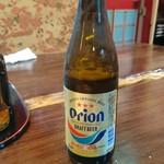 沖縄料理 琉球 - オリオンビール