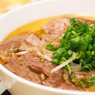 麺王国ベトナムのいろんな種類の麺料理が味わえる!