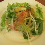 広東海鮮料理 正 - サラダ