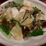 59852165 - 湯葉と豆腐のサラダ