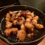 鶏料理 ひとりひとり 離れ - 味噌漬ボンジリ照り焼