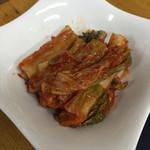 寿苑 - 白菜キムチ