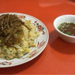 龍花飯店 - 牛肉炒飯