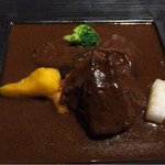 givet Beercafe&Bistro - 牛タンシチュー