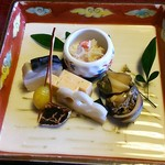 Toriyasa - 前菜