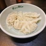 餃子の福包 - 水餃子 290円(税抜)