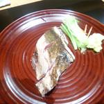 かま田 - 縞カツオの炙り