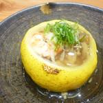 かま田 - 甘鯛の柚煮