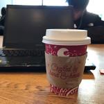 スターバックスコーヒー - 2016/12 スターバックス ラテ -HOT- Tall ¥370(税抜き)